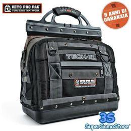 Canada 3s Suitcase veto Pro Pac Tech XL Sac Outils pour engrenages Work 80 Pochettes - titre original Offre