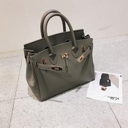 2019 bolsa de ombro cordura 2019 nova moda bolsa de ombro único bolsa oblíqua lichia padrão grande saco