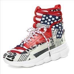 zapatos de hip hop del invierno Rebajas Zapatillas deportivas para hombre  Gimnasio Otoño   invierno Coloridas 86af727f5bd