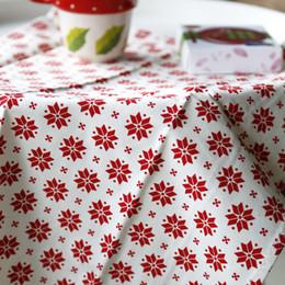 Europa tipo di panno arte antependium, cotone e lino piccolo e puro e fresco copriletto da tavola, tovaglia natalizia supplier linen christmas table cloths da biancheria da tavola di natale fornitori