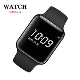 dom 2019 40 milímetros 44 milímetros goophone o mais novo esporte relógio inteligente para Iphone série relógio 5 de Fornecedores de relógio inteligente iso