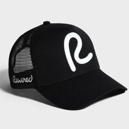 2019 modelos 3d personalizados rewired boné de beisebol das mulheres dos homens de algodão ajustável Rewired Cap Trucker R moda chapéus