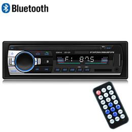 alto falante Desconto JSD-520 12V Bluetooth Car Stereo Radio MP3 Audio Player 5V carregador de FM USB SD AUX Auto Eletrônica Subwoofer 1 DIN Autoradio