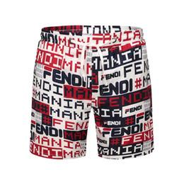 novo estilo da forma dos homens de europa Desconto Nova primavera / verão 2019 designers de moda estão lançando shorts masculinos de verão na Europa e América, de alta qualidade alfabeto estilo curto de luxo s