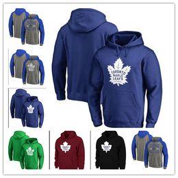 jersey di ghiaccio nero di fil kessel Sconti 2019 HOODIES Toronto Maple Leaf 91 John Tavares Una patch 34 Auston Matthews 16 Mitchell Marner 29 william nylander 44 Morgan Rielly maglia