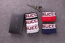 Date Marque Design De Luxe Hommes Boxers Respirant GUC Hommes Boxer Coton Culotte Serrée Ceinture C6 y122 ? partir de fabricateur