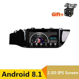 "car audio gps player stereo Coupons - 9"" 2.5D IPS Android 8.1 Car DVD Multimedia Player GPS for KIA Rio 4 K2 2017 2018 audio car radio stereo navigation Builtin WIFI"