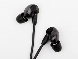 Отмена кабеля онлайн-HOT SE215 Наушники-вкладыши HIFI Наушники с шумоподавлением Наушники громкой связи с отдельной кабельной гарнитурой с розничной коробкой