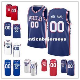 chalecos personalizados Rebajas Barato personalizado de baloncesto Jersey personalizar Cualquier número cualquier nombre Cosido Personalizado Rojo Azul Blanco Hombres Jóvenes Mujeres camiseta chaleco Jerseys
