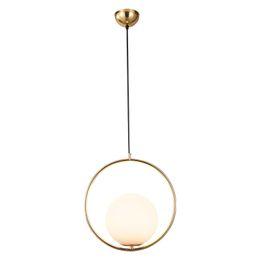 Canada E27 LED Verre Pendan lumière Moderne Tom DIXON Or Pendentif Lumières Suspendre Lampe pour Pour chambre Suspension Maison Salle À Manger Éclairage Offre