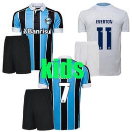 2019 2020 Gremio home GEROMEL EVERTON Mejores camisetas de fútbol 19 20 Gremio kids portero amarillo KANNEMANN LUAN camiseta blanca de fútbol desde fabricantes
