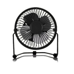 usb fan for tablet Coupons - Mini Portable Metal USB Fan Desk Cooling Fan Quiet Summer Tablet Home Office Use For Computer Laptop PC Plug & Play