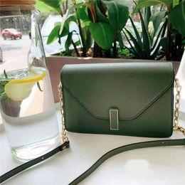 Grüne crossbody geldbörse online-Designer Luxus Handtasche Geldbörsen VX grüne Farbe neue Art Schulter Crossbody Taschen Mode Geldbörsen Damen Tasche