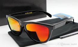 Солнцезащитные очки на открытом воздухе Велоспорт очки 9 цветов Поляризованные очки Cylcing UV400 TR90 от