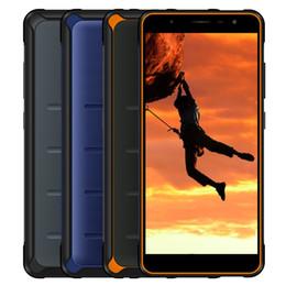 "coolpad handys Rabatt POPTEL P10 5,5 ""4GB 64GB 13MP + 8MP Kamera 4G LTE Wasserdichter Smartphone Octa-Kern MT6763 Fingerprint Android 8.1 NFC-Handy"