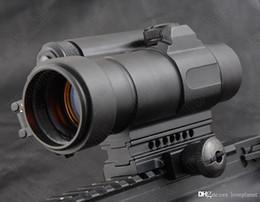 Barandilla m4 online-Tactical M4 1x visor de punto rojo con 20 mm de montaje en riel picatinny R5565