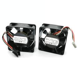 For NMB 2408NL-04W-B66 60X60X20MM 6cm 60mm DC 12V 0.21A inverter cooling fan