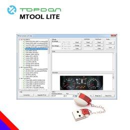 Programador de milhagem obd2 on-line-MTool Lite 1.27 Versão Car Diagnostic Mileage Programador Mudança de Carros OBD correção ferramenta OBD2