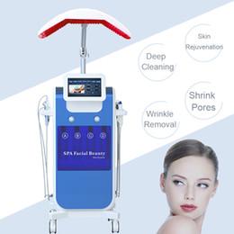 Novas armas usadas on-line-2019 nova máquina de microdermoabrasão hidro dermoabrasão facial uso ultra-sônico em casa microdermoabrasão dermoabrasão pistola de pulverização névoa facial