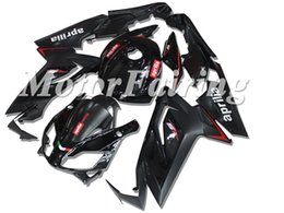 rs4 kit Promo Codes - New Body For Aprilia RS4 RSV125 RS125 06 07 08 09 10 11 RS125R RS-125 RSV 125 RS 125 2006 2007 2008 2009 2010 2011 Fairing Kit set black