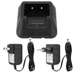 2019 carregador de carro baofeng uv 5r Uv-5r carregador de bateria usb / carregador de bateria do carro para baofeng uv-5r dm-5r plus walkie talkie rádio portátil mini carro carregador de carro baofeng uv 5r barato