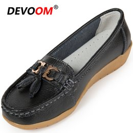 2020 новая женская обувь New Golden Women Loafers Ladies Shoe Women Slip on Shoes Moccasin Shoes Designer  Female Footwear Wedges 35-43 скидка новая женская обувь