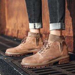 6abd59761d Zapatos casuales para hombre de cuero genuino con cordones Moda hombre Hip  Hop zapatos Martins botas Vintage Classic Oxfords zapatillas k3 zapatos de  los ...