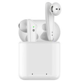 2019 auriculares monoaurales Nueva Gen3 Pro 3ª Generación auriculares Pro Auriculares con GPS Renombrar sensor inteligente Ventana emergente de carga inalámbrica de 3,5 horas de reproducción de control táctil
