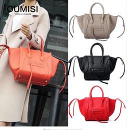 Крылатые сумочки онлайн-Phantom bag handbag, весна и лето 2018 новые крылья, Европейский и американский минималистский мешок, неловкая Сумка, женская сумка big ca