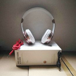 ¡¡1 pieza!! Sol3 Auriculares inalámbricos con micrófono de diadema ajustable Cable de audio de 3.5 mm Auriculares Bluetooth para Iphone Samsung Huawei desde fabricantes