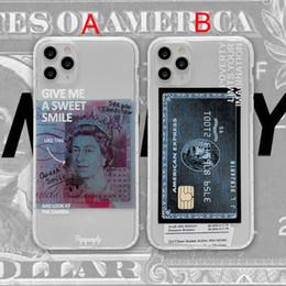 2019 rabat de couverture samsung j2 2020 cas nouveau téléphone mobile modèle de carte de crédit approprié pour iphone 11 11Pro max Xr X max X 7 7plus 8 softshell 8plus TPU