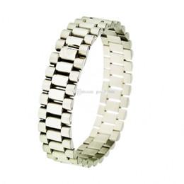 Acier inoxydable 316 Nouveau 1 Style Vente Chaude Hommes Or Argent En Acier Inoxydable pour Rolex Bracelets Bracelet Hommes Femmes ? partir de fabricateur