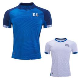 Top 2019 Gold Cup El Salvador camisas de futebol em casa camisa de futebol 19 20 Nelson Bonilla jersey camisas de futebol de
