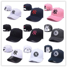 sport york Coupons - High Fashion Snapback Cap New York Adjustable Baseball Hats Snapbacks High Quality LA Sport cap men women bone gorras casquette dad hat