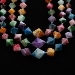 dragón venas cuentas Rebajas 15.5 pulgadas Strand, pulido colorido ágatas Rhombus Beads, perforado venas del dragón ágatas piedras piedras pepita joyas