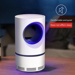 Ultraviolet Mosquito Killer Lampe Safe Energy Energy Power Saving Efficace Type Type environnant Photocatalytique Led USB piège à insectes raquette ? partir de fabricateur
