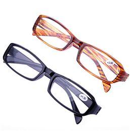 Nueva actualización de moda Gafas de lectura Hombres Mujeres Gafas de alta definición Gafas unisex +1.0 +1.5 +2.0 +2.5 +3 +3.5 +4.0 K5236 desde fabricantes