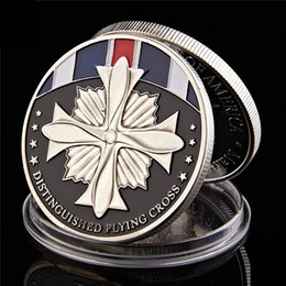 2019 USA Distinguished Flying Cross Society Military Challenge Souvenir Coin