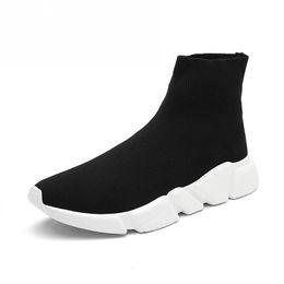 gold boot socks Coupons - Designer Luxury Brand Sock Shoe Black White Mr  Porter Running Shoes 2016ef2924