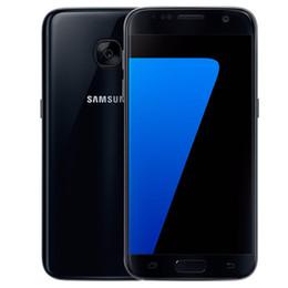 Оригинальный Samsung Galaxy S7 G930F G930P G930V Четырехъядерный процессор 4 ГБ ОЗУ 32 ГБ ПЗУ 4 Г LTE 5.1 