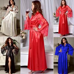 promo code 2a92d 27c67 Rabatt Seiden Nacht Kleid Frauen   2019 Seiden Nacht Kleid ...