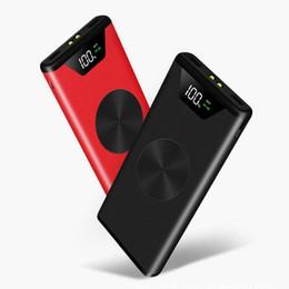 Deutschland 30000 mAh große Kapazität Fashion New Powerbank Ausgangsleistung Bank Tragbares Ladegerät Externer Akku für MP4 Xiaomi MI iPhone Versorgung
