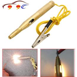 Golden DC 6-24V Auto Car Light Circuit Tester Lamp Voltage Test Pen Tools ZX
