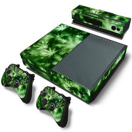 Fanstore decalque da pele vinil decalque projetos de venda quente para Xbox One Console e 2 controle remoto de Fornecedores de capa de tubarão