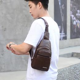 2019 homem do saco britânico Xiniu Homens Moda Casual Sports Bag Bolsas de Ombro Cor Sólida Messenger Bag Bolso Britânico Simples Saco Quadrado # g40 desconto homem do saco britânico
