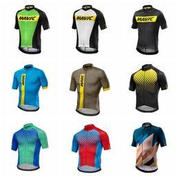 apenas de bicicleta Desconto Ciclismo jersey 2018 maillot única camisas mangas curtas roupas moto ropa ciclismo hombre bicicleta camisa de U40222 ciclismo