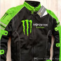2019 мотоцикл гоночный костюм Уникальный дизайн Kawasaki Running Net куртка 2 цвета с высоким воротником дышащий Motocyle пальто Монстр вышивка Brand New