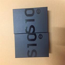 Date nouvelle version US / EU / UK version vide boîte d'emballage de téléphone pour Samsung Galaxy S10 s10e plus ? partir de fabricateur