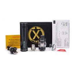 Огромная паровая электронная сигарета XOVAPOR Little Bee 120W Vape pen vaporizer Pen kit с лучшим качеством и на складе от Поставщики эго tc