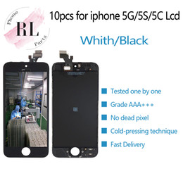 iphone 5c lcd touch screen digitizer Coupons - 10PCS LCD Screen for iPhone 5 5S 5C LCD Display Digitizer Touch Screen Assembly Free shipping